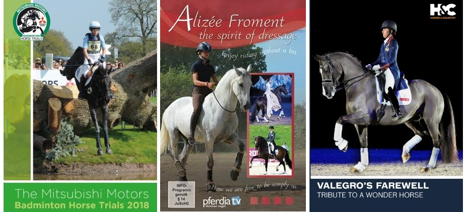 simply equine dvds