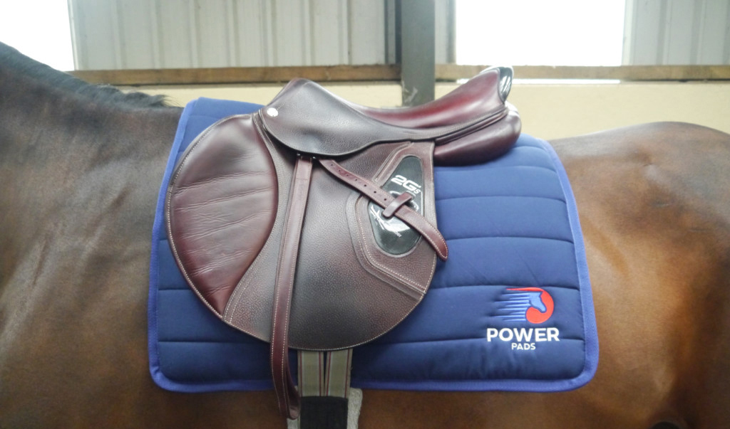 Power Pad saddle cloth from Yaris Equestrian