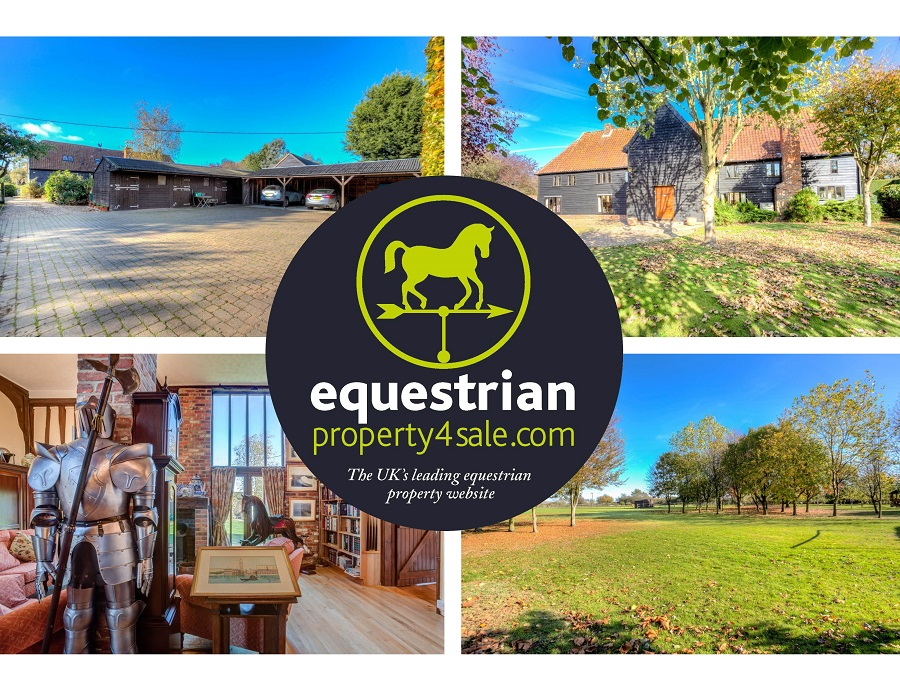 equestrian property for sale december 2018