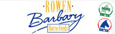 Rowen Barbary Horse Feeds