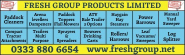 Fresh Group Products Ltd.