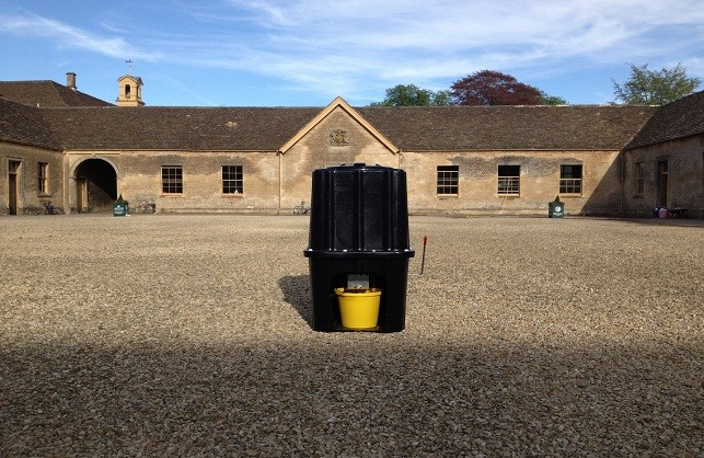 Be a winner with the award winning Smart Bunker® from Greenans Products Ltd!