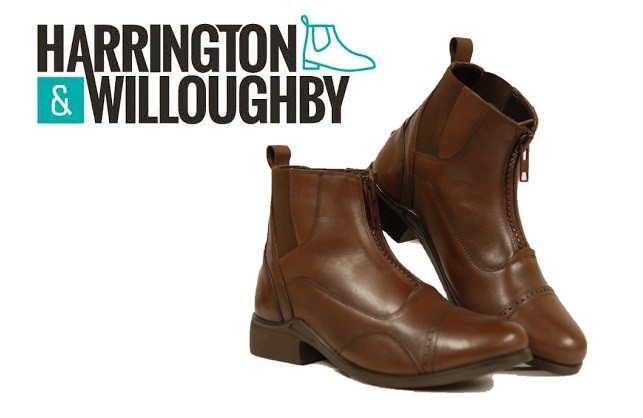 WIN WITH HARRINGTON & WILLOUGHBY