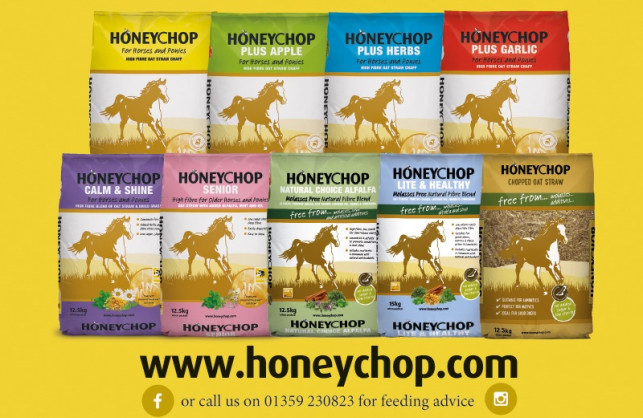 10 people to win 2 bags of their choice from the Honey Chop range!
