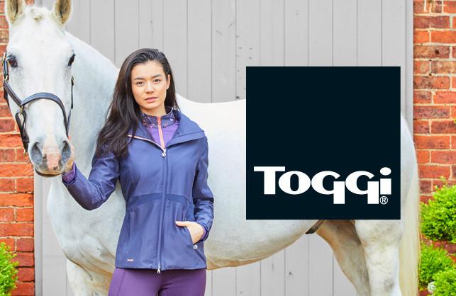 WIN the Anoushka Technical Jacket from Toggi