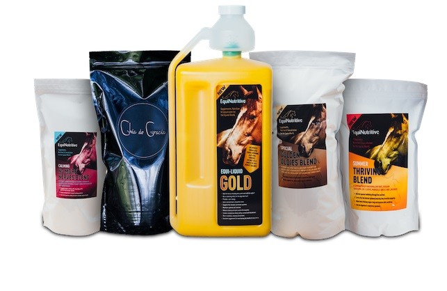 Win one of three great product packages from EquiNutritive!