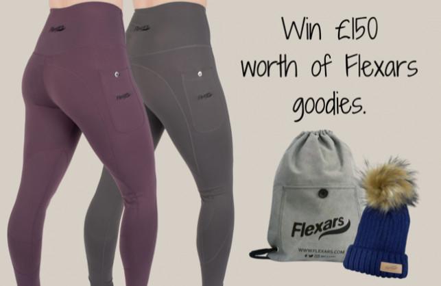 Win £150 worth of Flexars Goodies!