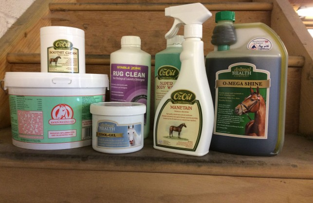Win a fabulous hamper of products from the Animal Health Company Ltd!