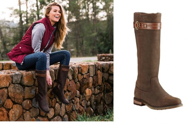 Win a pair of Stoneleigh H2O boots from Ariat!