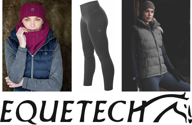 WIN a fabulous new season outfit from Equetech!