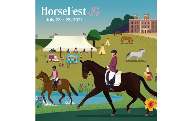 Win Weekend Tickets to HorseFest 2021