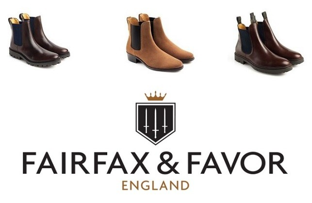 WIN a pair of Fairfax & Favor Boots!