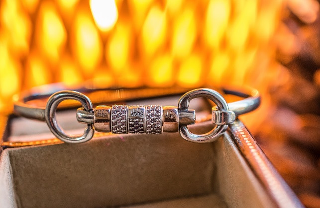 Win your own Customised Cherry Roller Bangle from HiHo Silver