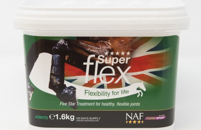 5 Lucky Winners to WIN a 2 months' supply of NAF Five Star Superflex!